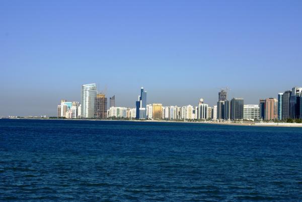 набережная Абу-Даби