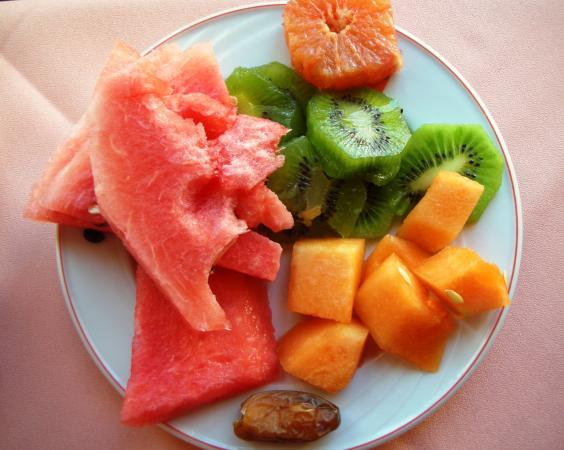 завтрак по-мароккански