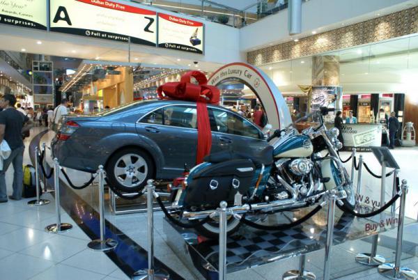 Купи мотоцикл - машинка в подарок