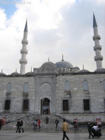 Ени джани (новая мечеть)