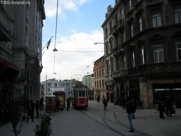 Трамвай Истикляля