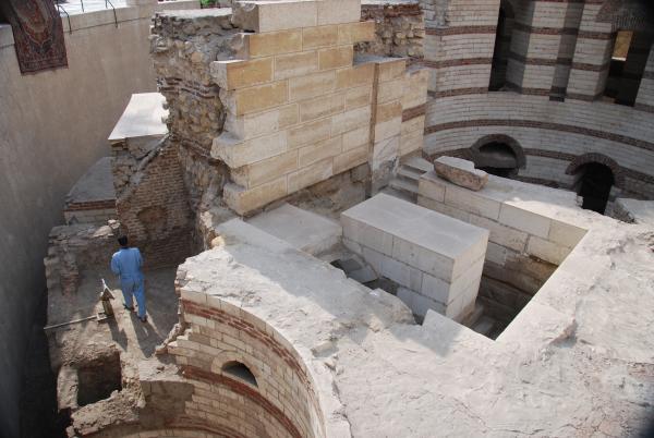 Реставрация «Висячей Церкови»