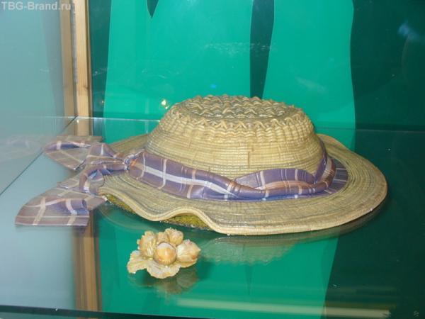 Марципановая шляпка.