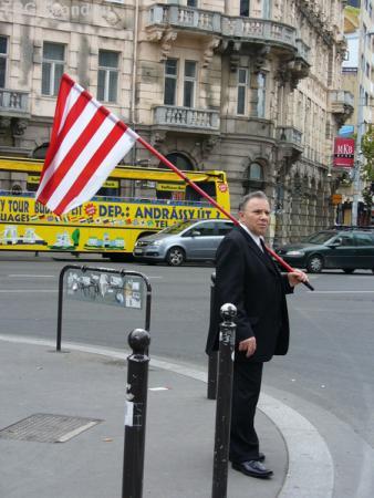 Это было в Будапеште.