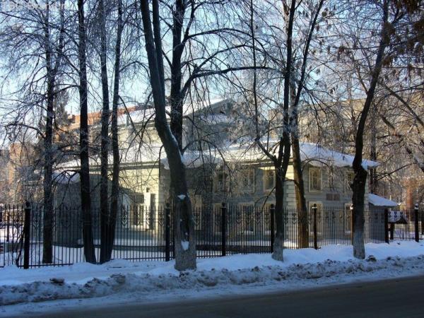 Дом музей В.И. Ленина на ул. Крупской