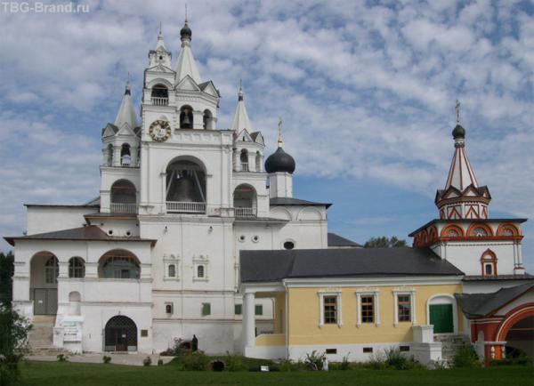 Общий вид Саввино-Сторожевского монастыря