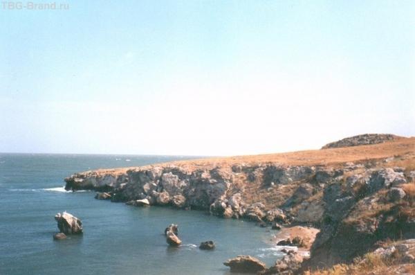 Бухта Казантипа