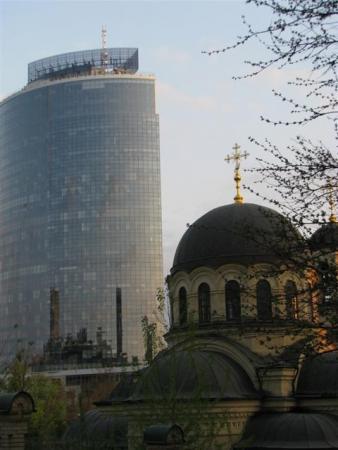 В Киеве у Бессарабки