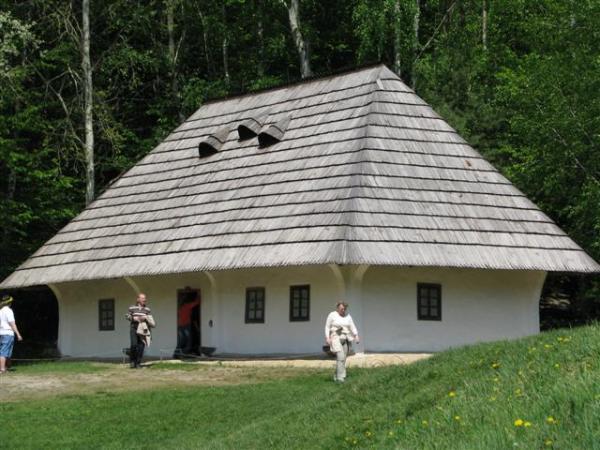 Закарпатский дом