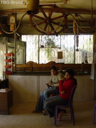 интерьер кафе морехода