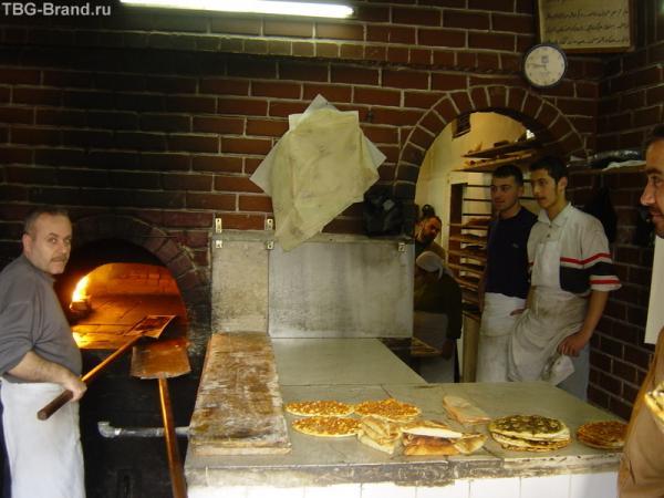 хлебопекарня Саймона