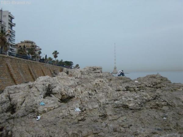 грусть, море и Бейрут