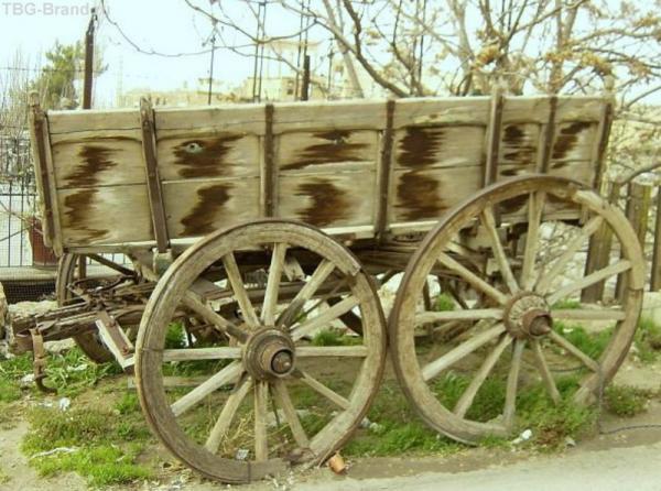 арба - колесо истории