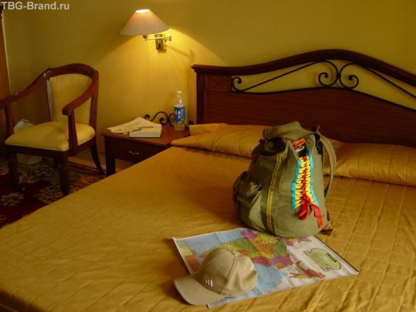 старт из брендовой гостиницы Чандигарха