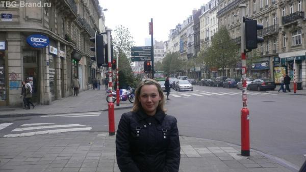Улочки Брюсселя