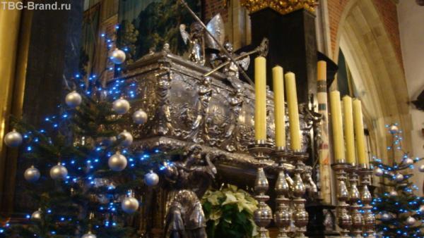 Серебряный гроб Короля