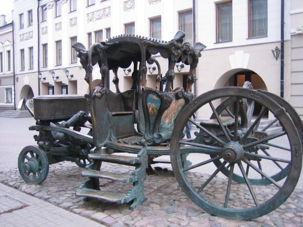 Чудо -велосипед (Казань)