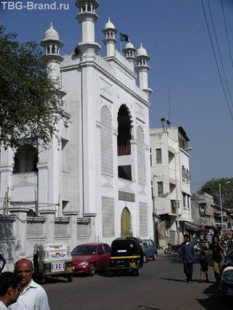 мечеть - храм индийских мусульман