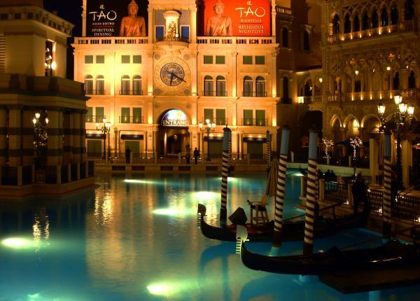 Наша Венеция - самая венецианская в мире! )) Лас-Вегас.