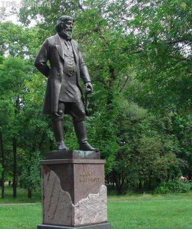 отец-основатель города Аким Мальцов