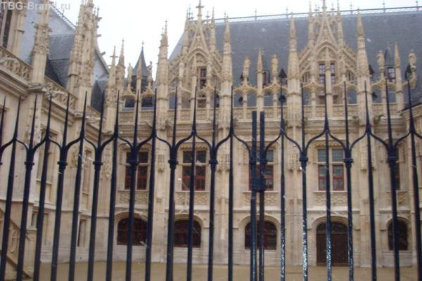 Парламент В Руане