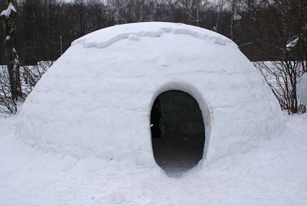 Изба Снежной Бабы