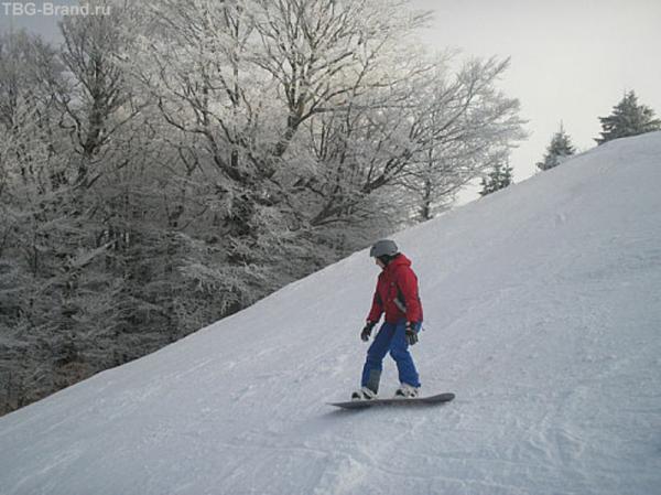 Наши сноубордисты