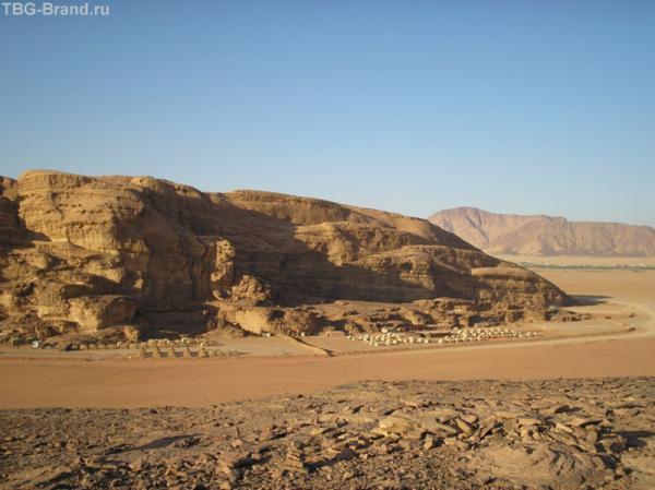 Бедуинские кемпинги