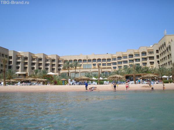 Лучший отель в Акабе