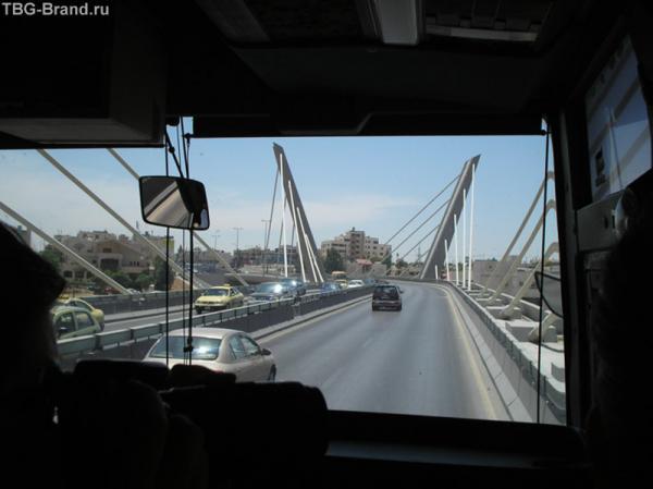Мост в Аммане