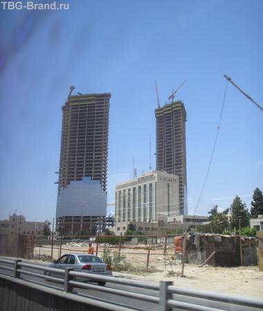 Строительство высоток в Аммане
