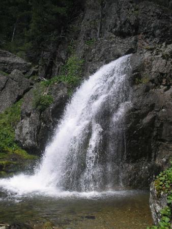 Муехтинский водопад