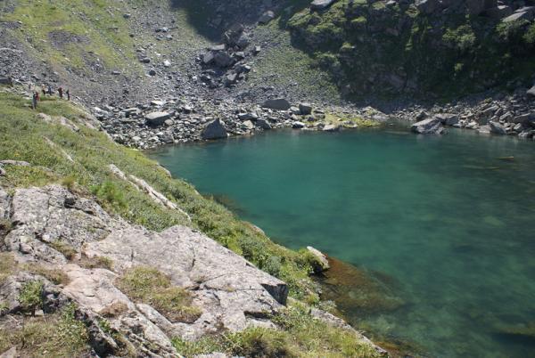 Одно из Карагольских озер
