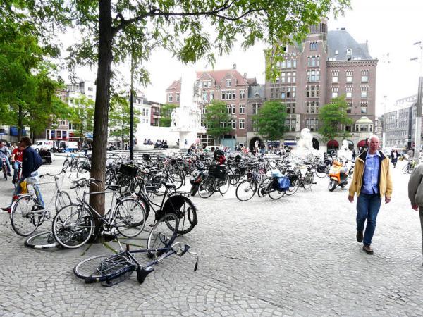 и снова велосипеды