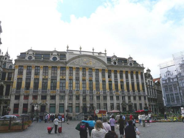 здание купеческой гильдии