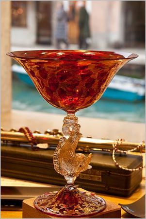Бесценное венецианское стекло