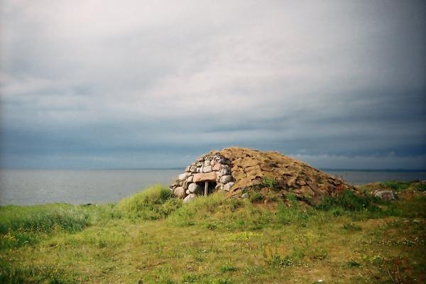 Заяцкий остров, скит