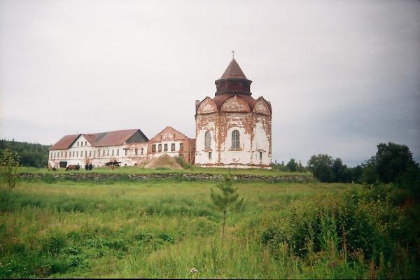 Анзер, монастырь