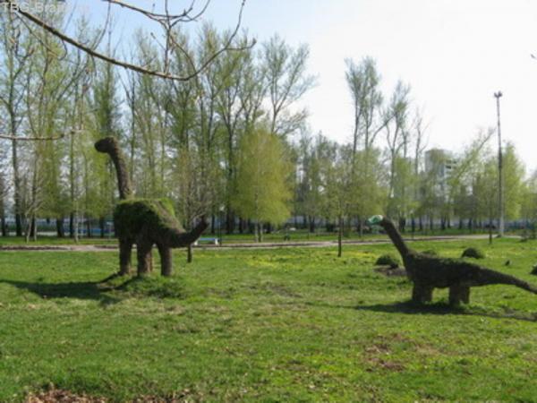 Алексеевские динозавры