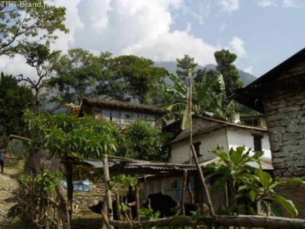 Поселок Бахунанда