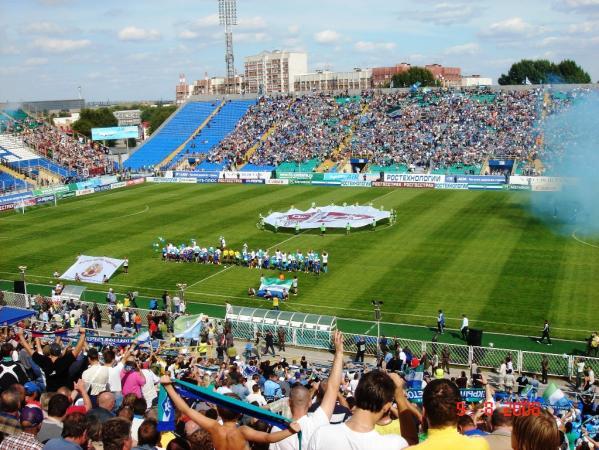 стадион Металлург