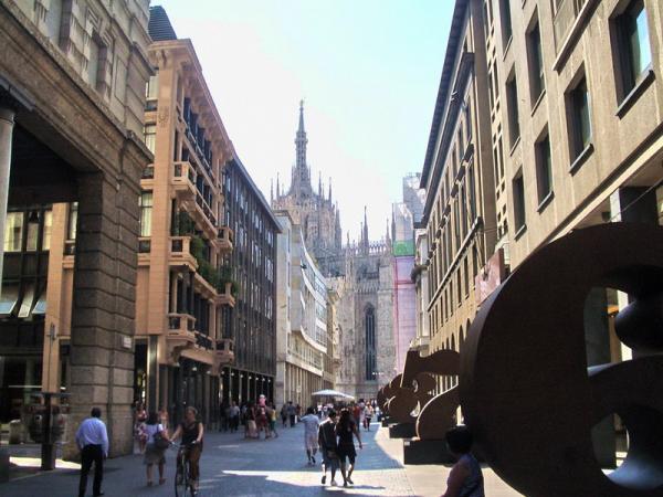 Улица к Дуомо