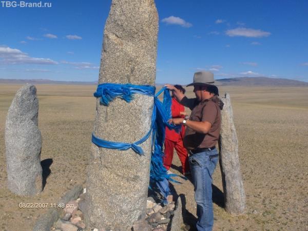 Монгольский Стоунхэдж