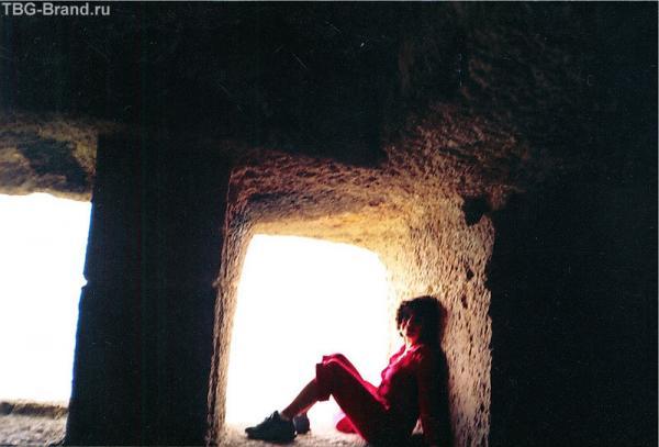 Пещера -жилище амазонок