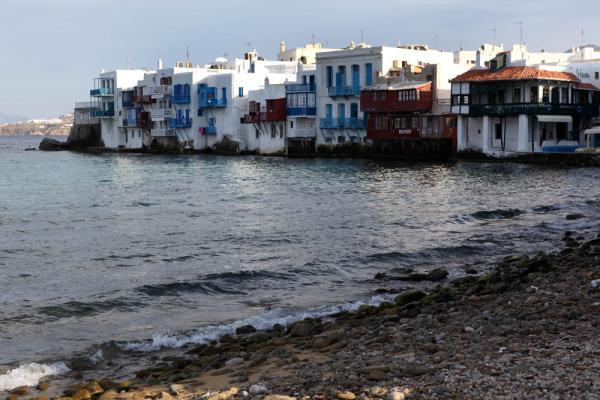 греческая венеция - остров Миконос