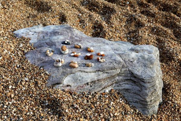 пляж на острове Милос-3
