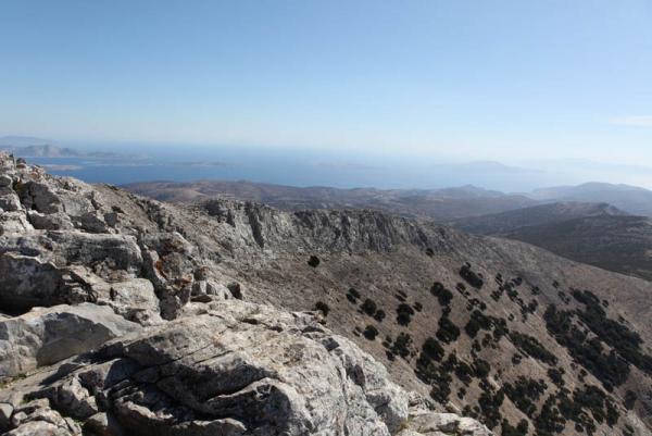 вид с горы Зевс-2