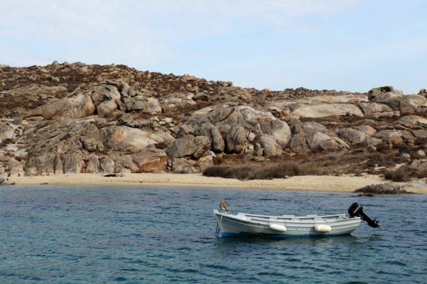 остров Риния