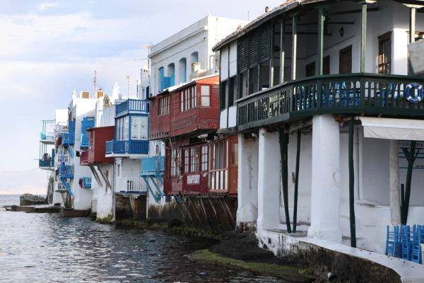 греческая венеция - остров Миконос-2