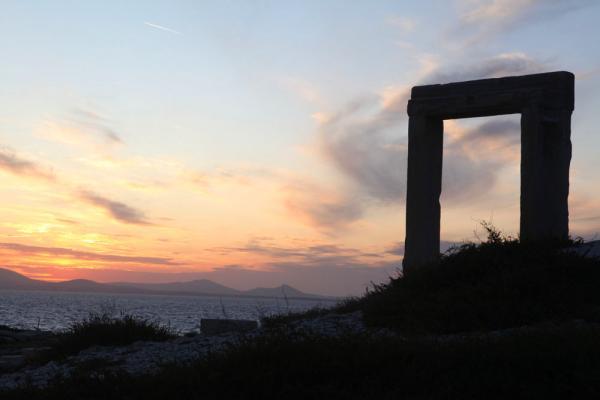 ворота Портара